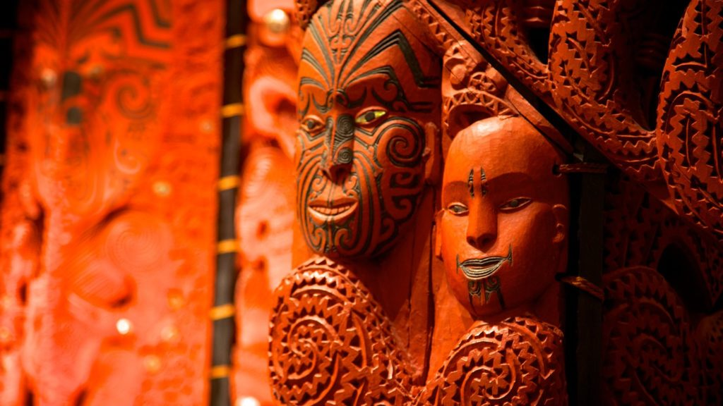 Australia Y Nueva Zelanda Aborigenes Y Maories Cinco Soles - Soles-maories