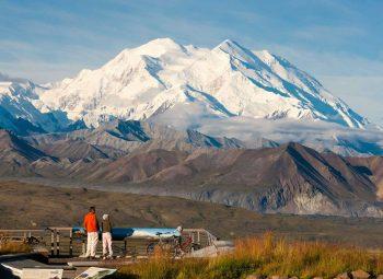 Alaska, glaciares y vida silvestre