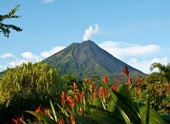 Costa Rica, naturaleza, volcanes y playa