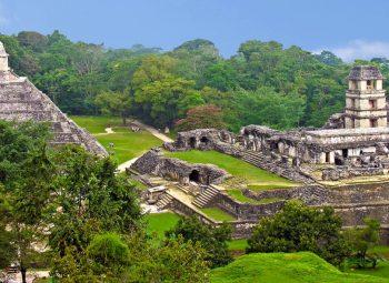 Aztecas & Mayas