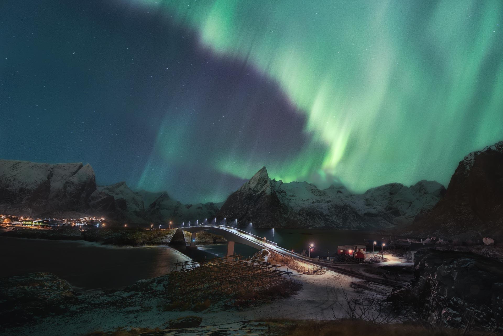"""AURORA BOREAL & ESCANDINAVIA """"En busca de las luces del norte"""""""
