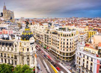 MADRID, PARIS E ITALIA BELLA